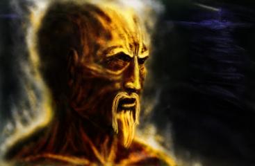 Djinn 4 - Aura überarbeitet, Hintergrund hinzugefügt