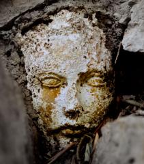 Maske in Nîmes