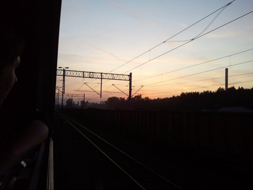 Nachtzug nach Wroclaw