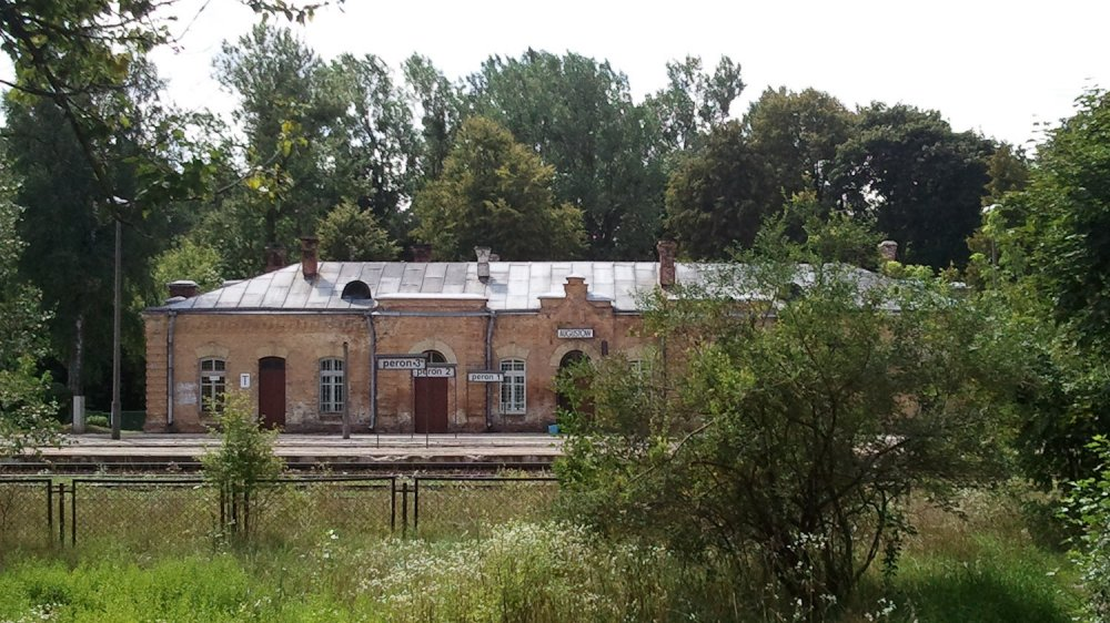Bahnhof Augustow