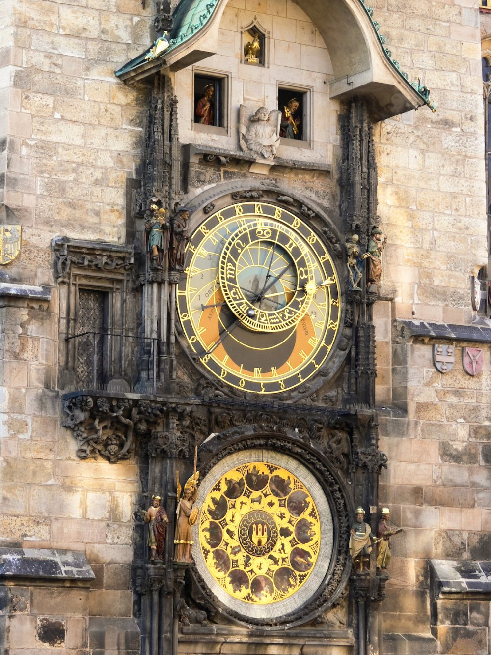 Touriattraktion: Uhr